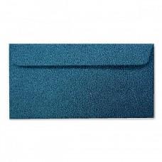 Конверт дизайнерский<br>BUKLET Originals Metallics Dark Blue темно-синий<br>120 г/м2