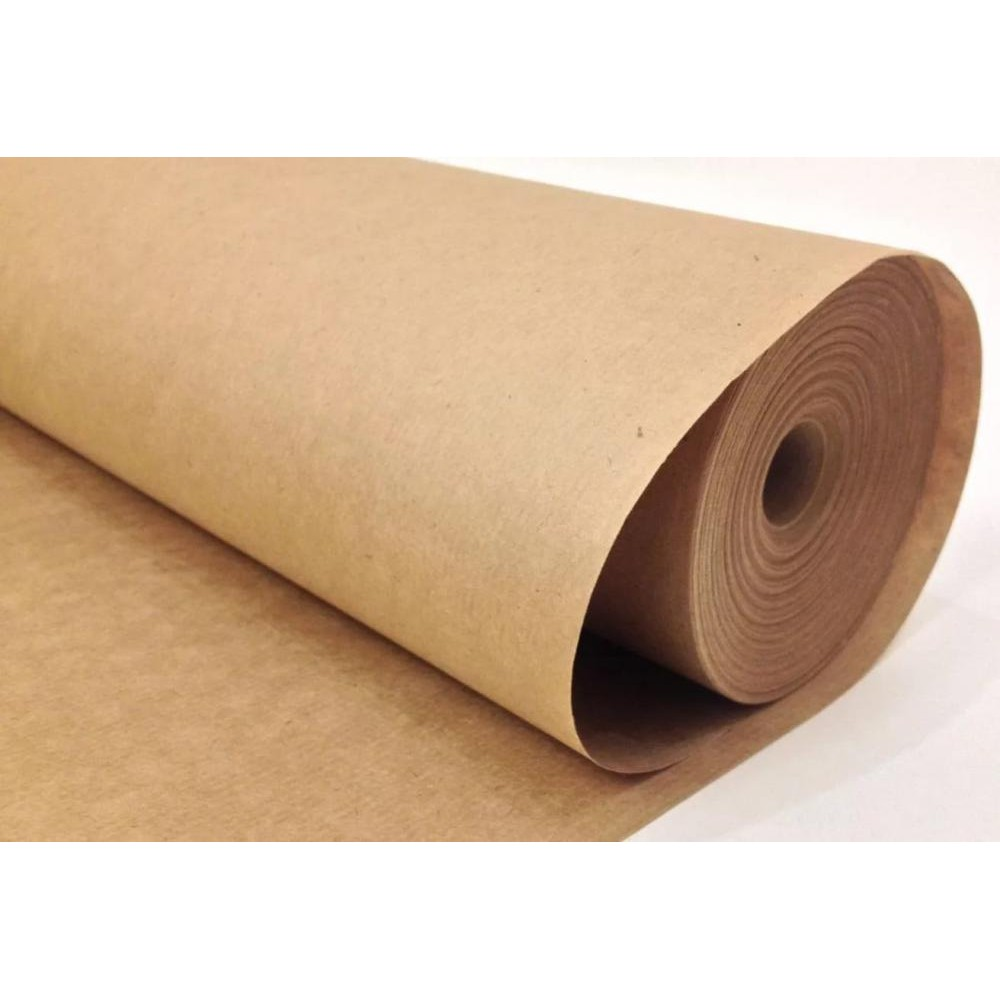 Крафт-бумага марки A, 50 г/м2 (Рулон 700 мм, длина 50 м)