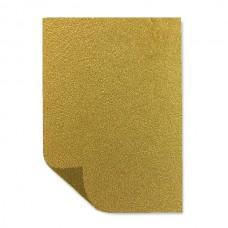 Бумага дизайнерская<br>SEDEF FIBER GOLD ЗОЛОТО<br>250 г/м2