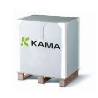 Бумага для печати офсетная Кама 60 г/м2, 840*700 мм, Д