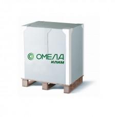 Бумага мелованная Омела глянцевая 90 г/м2, 880x630 мм