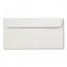 Конверт дизайнерский<br>BUKLET Originals Metallics White Белый<br>120 г/м2