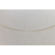 Конверт дизайнерский<br>TOPAZ Metallics Needle Point CREAM Кремовый<br>250 г/м2
