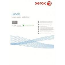 Бумага самоклеящаяся Xerox Colotech Gloss Label 1 этикетка, A4, 100 л