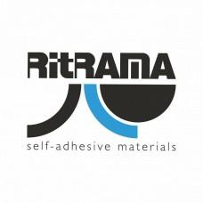 Самоклеящаяся бумага RITRAMA SEMIGLOSS AP904 PLUS WK85, 180 г/м2