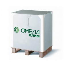 Бумага мелованная Омела глянцевая 105 г/м2, 620x940 мм
